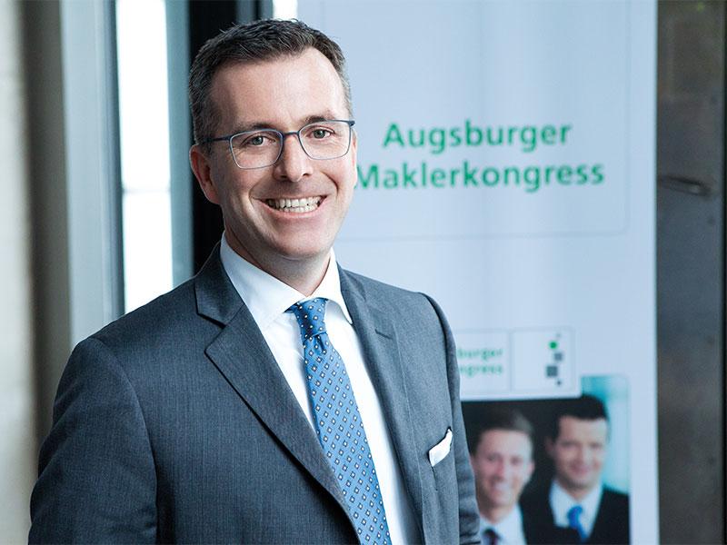 Armin Christofori, Sprecher des Vorstandes, SDV Servicepartner der Versicherungsmakler AG