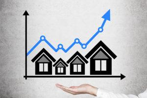 Immobilienmarkt weiter auf Rekordkurs