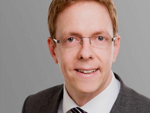 Nürnberger Leben: Harald Rosenberger neuer Vorstand