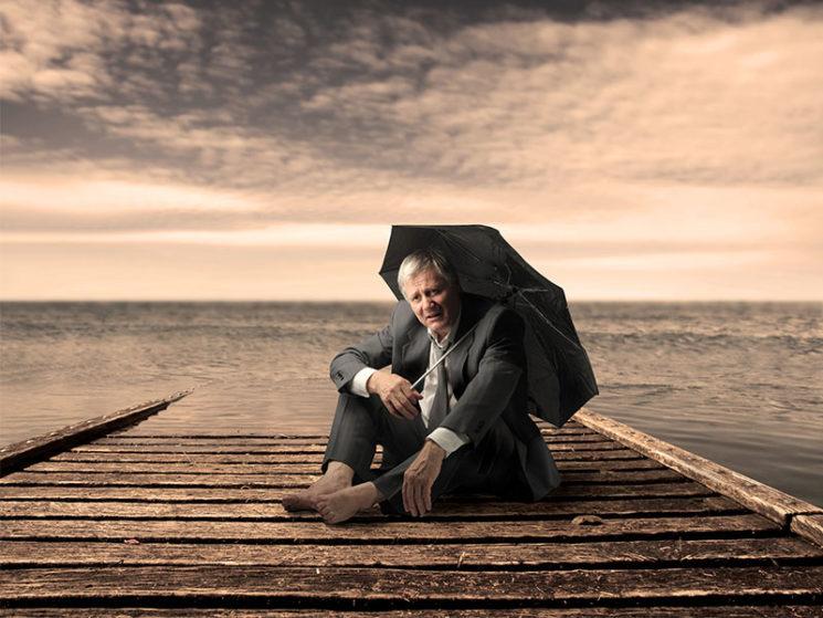 Gestiegenes Risiko für Altersarmut