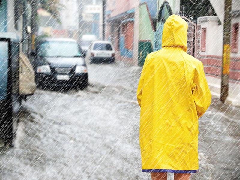 Hochwasser und seine Gefahren