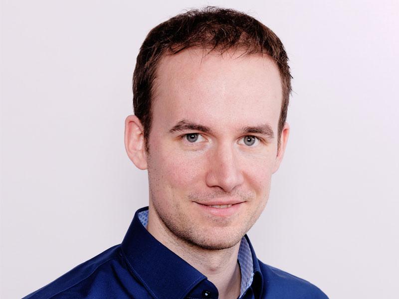 Dr. Viktor Becher, Gründer und COO von Getsurance