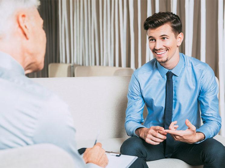Alte Kunden – Junge Berater