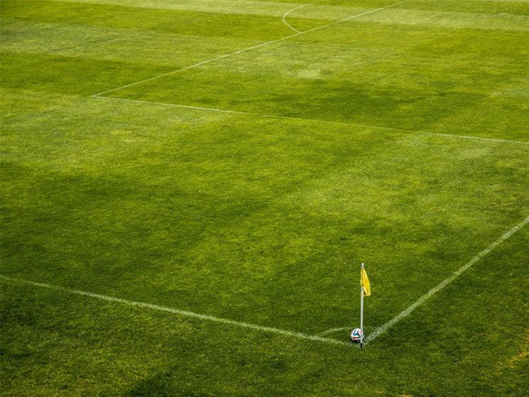 Neues Fußballstadion der Allianz