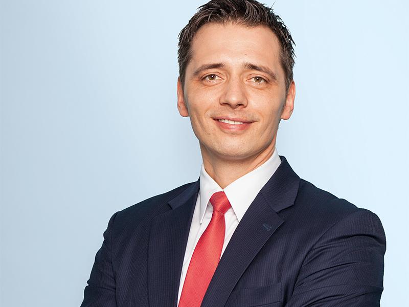Robert Gladis, Leiter Kompetenzcenter Firmenkunden, HALLESCHE Krankenversicherung auf Gegenseitigkeit