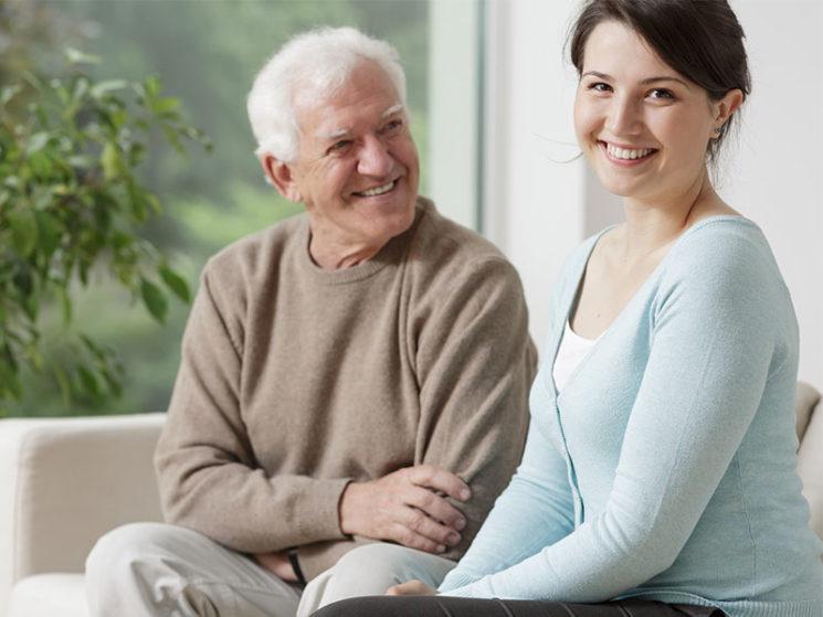Über Pflege, Erbschaft und das liebe Geld
