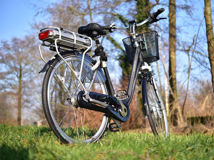 Rauf auf`s E-Bike liegt voll im Trend