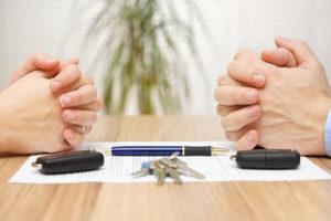 Scheiden tut weh – auch dem Geldbeutel