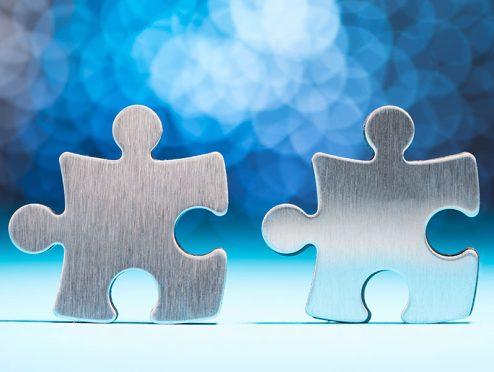 2 Unternehmen 1 gemeinsames Ziel: Technik-Marktführer