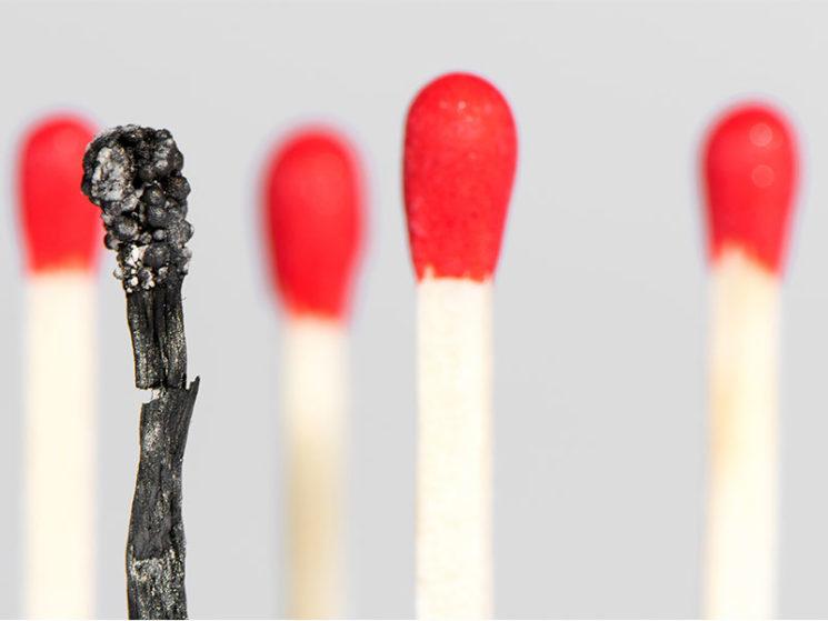 Burnout? Muss nicht sein!