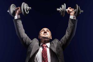Gesunde Mitarbeiter, gesundes Unternehmen
