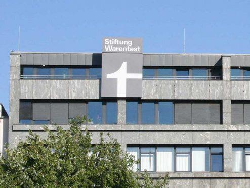Leider wahr: Deutsche vertrauen auf Stiftung Warentest