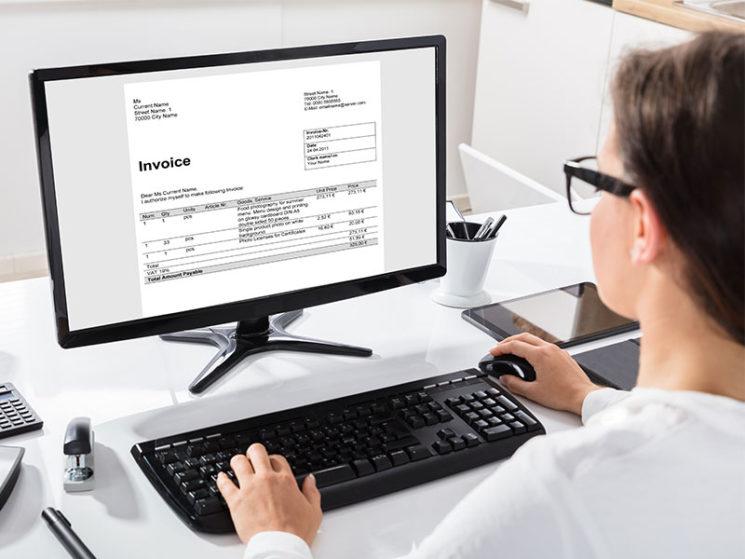 Rechnung digital: noch viel Potential bei kleinen Unternehmen