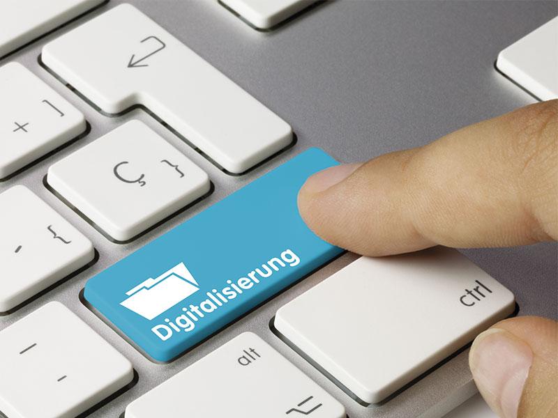 Das digitale Büro der Mittelständler