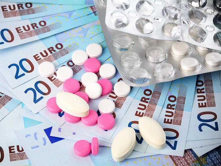 GKV: Versicherte zahlen jährlich 448 Euro aus der eigenen Tasche