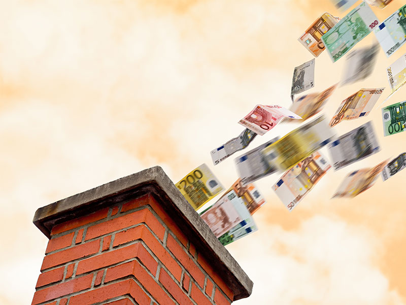 Finanzielle Förderung für die Haussanierung