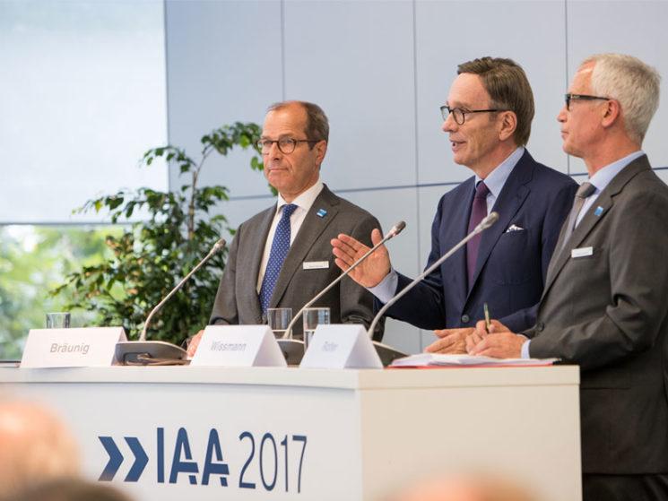 Die IAA in Zahlen