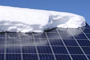 Im Winter optimal nutzen: Solar mit Speicher