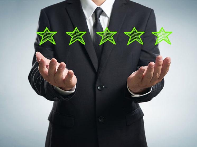 M&M Rating LV: nur sieben Versicherer erhalten fünf Sterne
