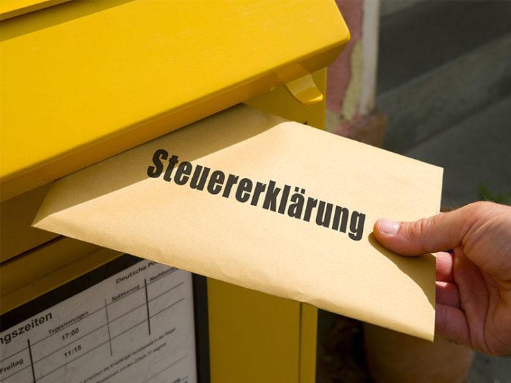 Über Steuererklärungen und falsche Briefkästen
