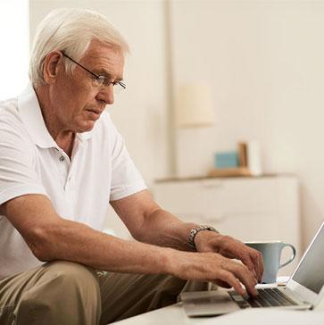 Online-Rentenkonten