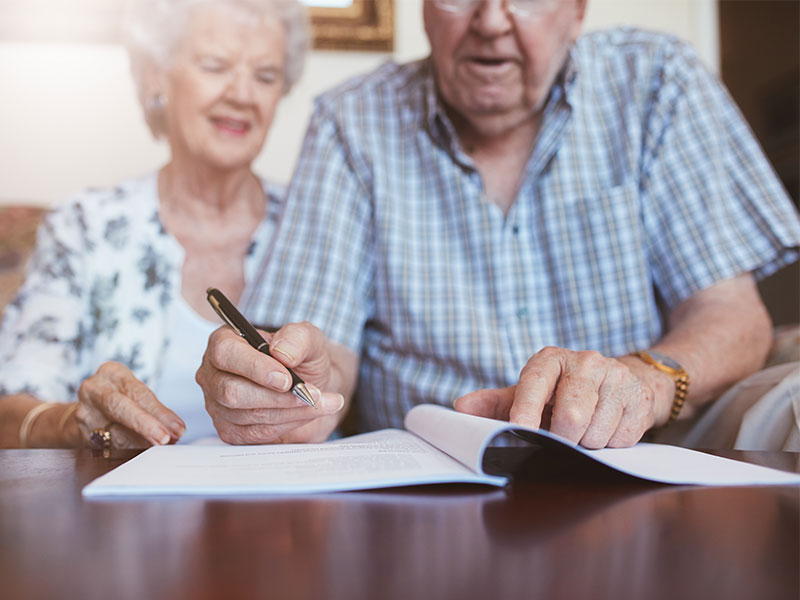 Erbe kann Schenkungen an Dritte zurückfordern