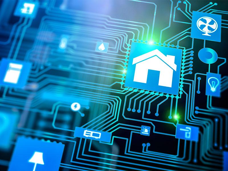 Intelligente Sicherheit für Heim und Haus