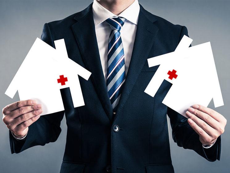 Mit Plankrankenhaus verbunden – Honorar bleibt gleich für Privatklinik