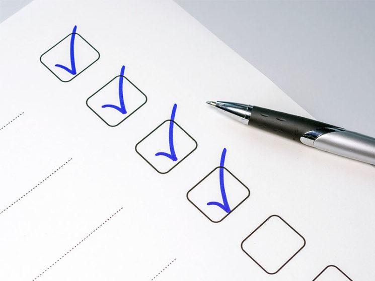 IDD-Checkliste für Vermittler