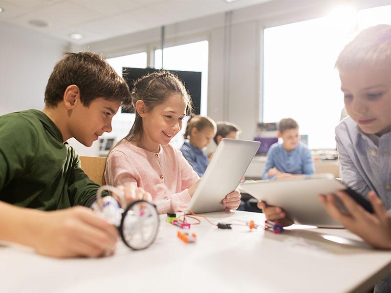 Digitale Bildungsinhalte auf dem Prüfstand