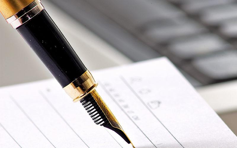 Mit linker Hand verfasstes Testament eines Rechtshänders ist wirksam