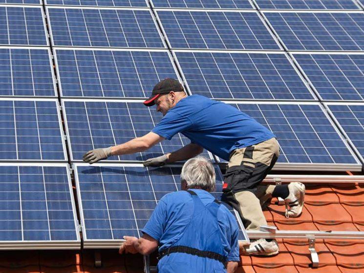 Über Photovoltaikanlagen, Bauwerke und Verjährungsfristen