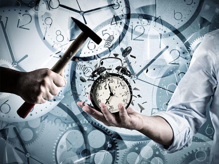 Zeitfresser im Maklerunternehmen eliminieren