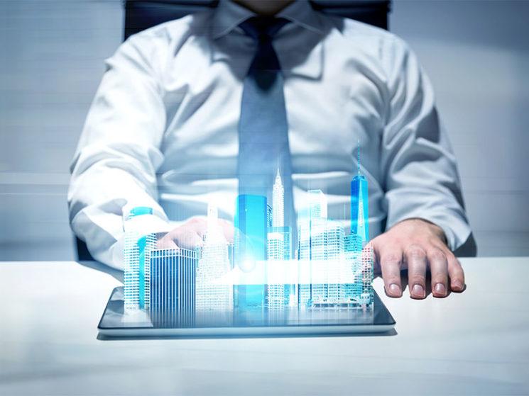 Mit Firmen Digital in die Zukunft der Gewerbeversicherung