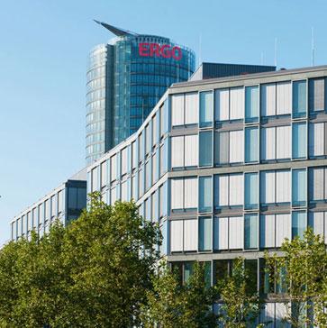 ERGO: Vorstand Schinnenburg mit sofortiger Wirkung freigestellt