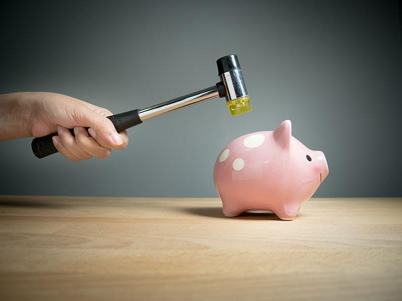 Über Prozesskostenhilfe und eine Kapitallebensversicherung