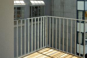 Flächen von Balkonen und Co. sind nur zu einem Viertel anzurechnen