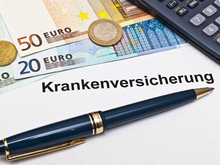 PKV-Vertragszahlen leicht rückläufig