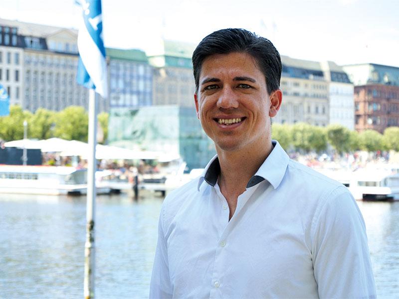 Karsten Allesch, Geschäftsführer DEMV Deutscher Maklerverbund GmbH