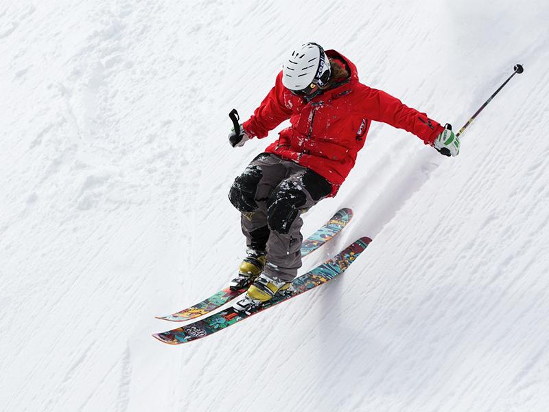 Unfallzahlen im Skisport konstant