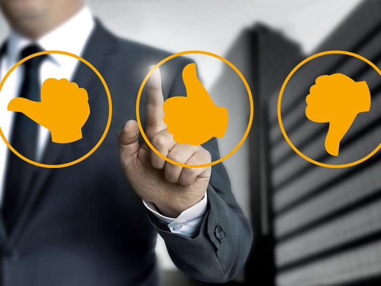 Influencer Marketing und gefälschte Kundenbewertungen