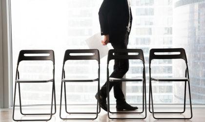 1,2 Prozent weniger Versicherungsmitarbeiter