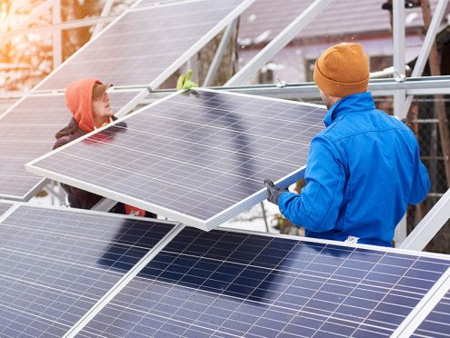 INTER überarbeitet Photovoltaikversicherung