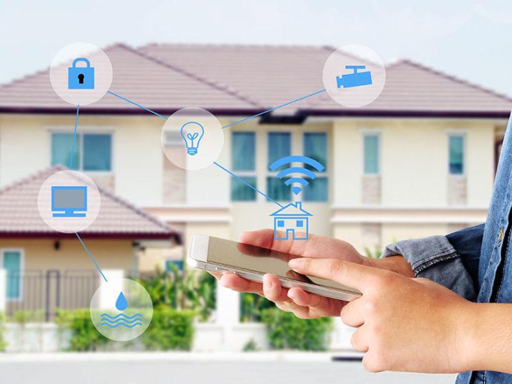 Zurich mit Smart-Home-Versicherung