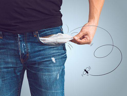 Knapp bei Kasse: Lebensversicherung kündigen?