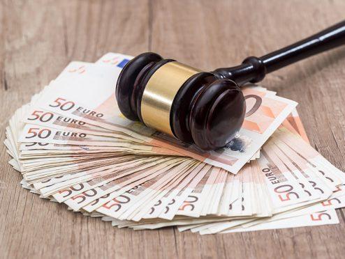 Sparkasse verurteilt: nicht ordnungsgemäße Aufklärung