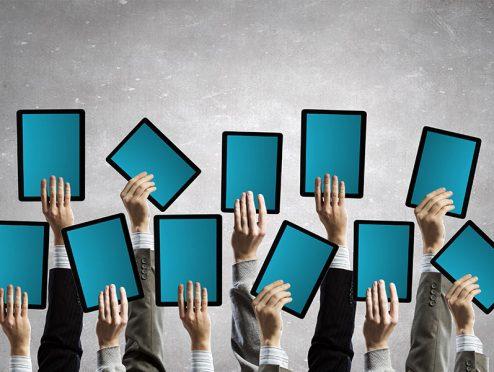 Datenschutz im Maklerbüro – kostenloses E-Book für Makler