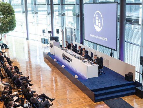NÜRNBERGER: Weichenstellung für die Zukunft