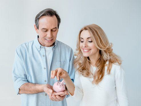 Ehepartner: Riester-Vorsorge ohne eigenes Einkommen möglich