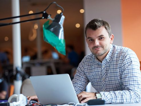 Hiscox mit Versicherungsschutz für IT-Dienstleister